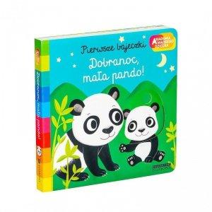 Harper Collins Książeczka Pierwsze bajeczki Akademia Mądrego Dziecka Dobranoc, mała pando!