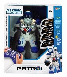 Tm Toys Robot Patrol