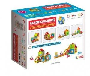 Magformers Klocki magnetyczne Cube House Pingwin
