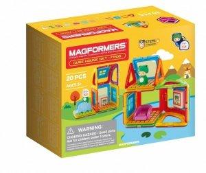 Magformers Klocki magnetyczne Cube House - Żaba