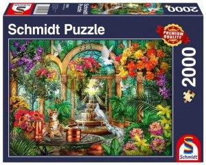 Schmidt Puzzle 2000 elementów Atrium