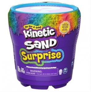 Spin Master Piasek kinetyczny Kinetic Sand Niespidzianka Tiki Volcano