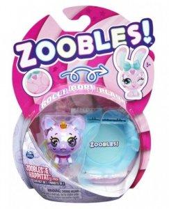 Spin Master Figurka Zoobles Zwierzątko 1pak Unicorn