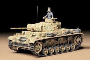 Tamiya German Pz. Kpfw III Ausf. L
