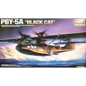 Academy ACADEMY PBY-5A Black Cat