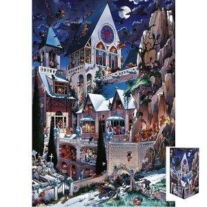 Heye 2000 Elementów, Castle of Horror, Loupt