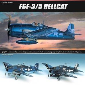 Academy ACADEMY F6F-3/5 Hellcat