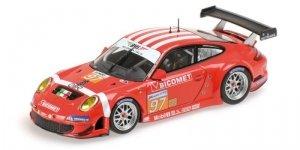 MINICHAMPS Porsche 997 GT3 RSR BMS