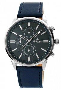 Zegarek Męski G.Rossi 5310A2-6F1