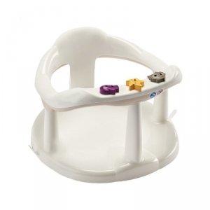 Krzesełko do kąpieli białe