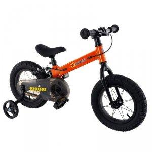 Rowerek 2w1 winner wb1208 orange