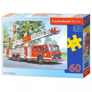 PUZZLE 60EL. FIRE ENGINE
