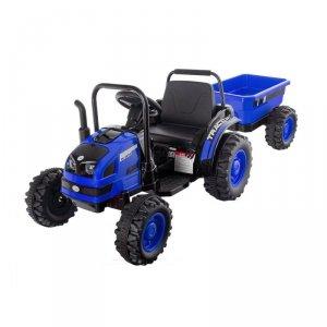 Pojazd traktor + p hl-388 blue