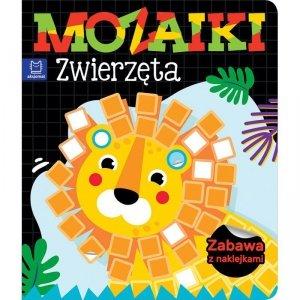 Mozaiki zwierzęta