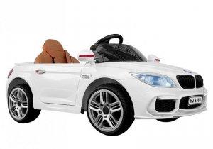 Auto na akumulator BS4 Białe