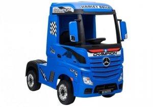 Auto na Akumulator Mercedes Actros Niebieski MP4
