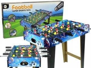 Gra Pilkarzyki Duży Stół Piłka Nożna Gra 69 cm