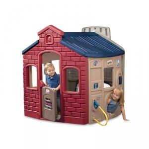 LITTLE TIKES Domek Ogrodowy dla Dzieci Domek Miejski