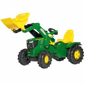 Rolly Toys rollyFarmTrac Traktor na pedały John Deere + Łyżka