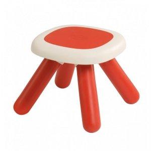Smoby Taboret dla dzieci w kolorze czerwonym