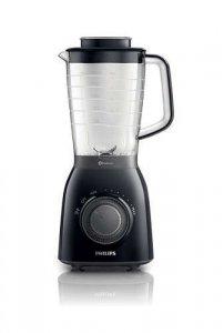 Philips HR2162 Black, 600 W, Plastic, 2 L, Ice crushing