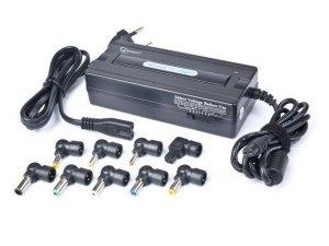Gembird NPA-AC1-GS 90 W, Universal notebook power adapter