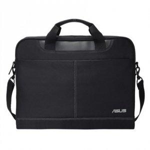 Asus Nereus Fits up to size 16 , Black, Messenger - Briefcase, Shoulder strap, Waterproof