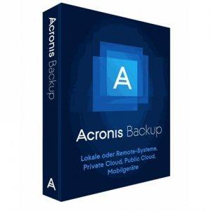 Acronis Backup 12.5 Standard Windows Server Essentials License incl. AAS ESD
