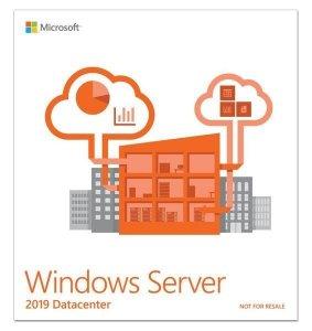 Microsoft Windows Server 2019 Datacenter - 64-bit P71-09023 DVD-ROM, 16 cores, Licence, EN