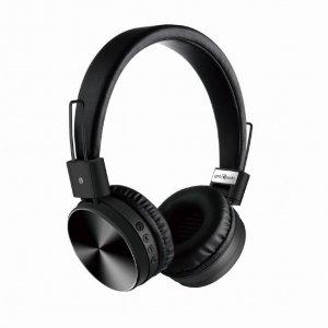 Gembird Kyoto BHP-KIX-BK Headband/On-Ear, Bluetooth, Microphone, Black, Wireless