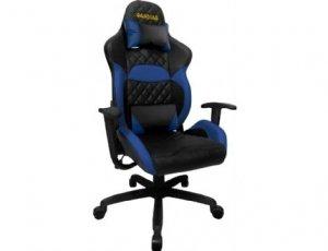 Gamdias Gaming chair, ZELUS E1 L BB, Black/ blue