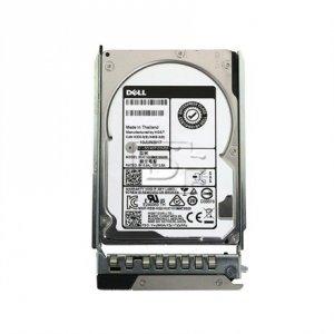 Dell Server HDD 2.5 1.2TB Hot-swap, SAS, 12 Gbit/s, 512n, (PowerEdge 14G: R240,R340,R440,R640,R740,R740XD)