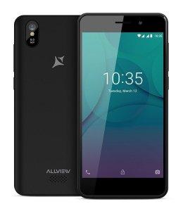 Allview P10 Mini 5.0 , Micro SD, IPS LCD, Black, 8.1, Dual SIM, Micro SIM, Android, Cortex-A53 Quad-core, 720 x 1280 pixels, 24