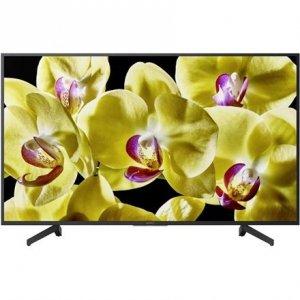 Sony KD75XG8096 75 (189 cm), Smart TV, Ultra HD LED, 3840 x 2160, Wi-Fi, DVB-T2, DVB-C, DVB-S, Black/Silver