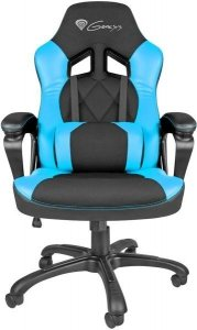 Genesis Gaming chair Nitro 330, NFG-0782, Black - blue