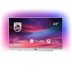Philips 43PUS7304/12 43 (108 cm), Smart TV, UHD LED, 3840 x 2160, Wi-Fi, DVB T/C/T2/S/S2, Grey