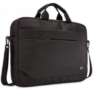 Case Logic Advantage Fits up to size 15.6 , Black, Shoulder strap, Messenger - Briefcase