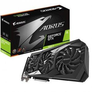Gigabyte GV-N166TAORUS-6GD NVIDIA, 6 GB, GeForce GTX 1660 Ti, GDDR6, PCI-E 3.0 x 16, Processor frequency 1890 MHz, Memory clock