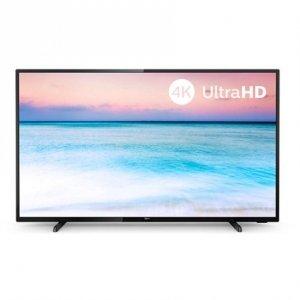Philips 65PUS6504/12 65 (164 cm), Smart TV, 4K Ultra HD LED, 3840 x 2160 pixels, Wi-Fi, DVB-T /T2/T2-HD/C/S/S2, Ultra-gloss bla