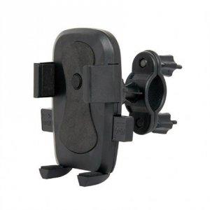 Gembird TA-BH-01 6 , Universal smartphone bicycle holder, Black, Adjustable,