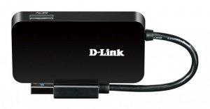 D-Link DUB-1341 4-port USB 3.0 Hub