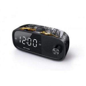 Muse M-168NY Black, Alarm function, Clock Radio PLL