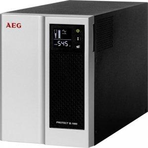 AEG UPS Protect B. 1500 1500 VA, 900 W, 240 V, 220 V, C14 coupler