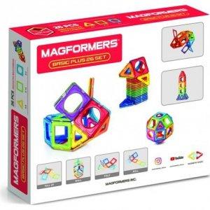 Magformers Basic Plus 26 Set