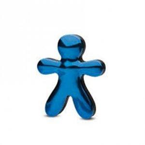 Mr&Mrs Car air freshener JEFF Lotus Flower, Light blue