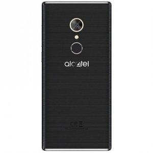 Alcatel 5 5086D Black, 5.7 , IPS LCD, 720 x 1440 pixels, Mediatek MT6750, Internal RAM 3 GB, 32 GB, microSD, Dual SIM, Nano-SIM