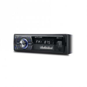 Muse Car radio MP3 player, USB/Micro SD, 4 x 25 W