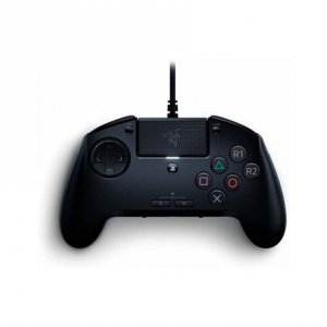 RazerRaion Fightpad for PS4 Gaming Controller, Black, Wired