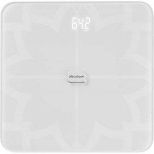 Medisana BS 450 Body Analysis Scale, White