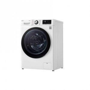 LG Washing machine F4WN809S2 Front loading, Washing capacity 9 kg, 1400 RPM, Direct drive, A+++ -30%, Depth 56 cm, Width 60 cm,